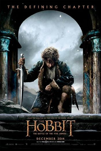 Poster_The Battle of the Five Armies_2014