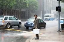 När karaktärerna kommer ytterligare nivå längre i drömmarnas värld blir det dramatisk och därför tillförde regn en stor del i slutet av Inception (2010)
