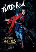 Lilla Crawford som Little Red